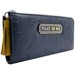 Doctor Who Clutch Wallet