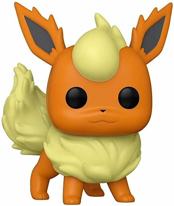 Pokemon Flareon Pop