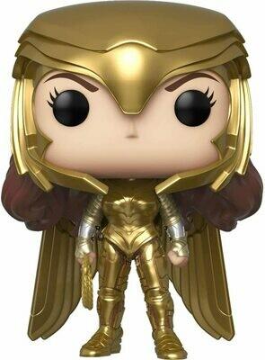 Wonder Woman Golden Armor Pop