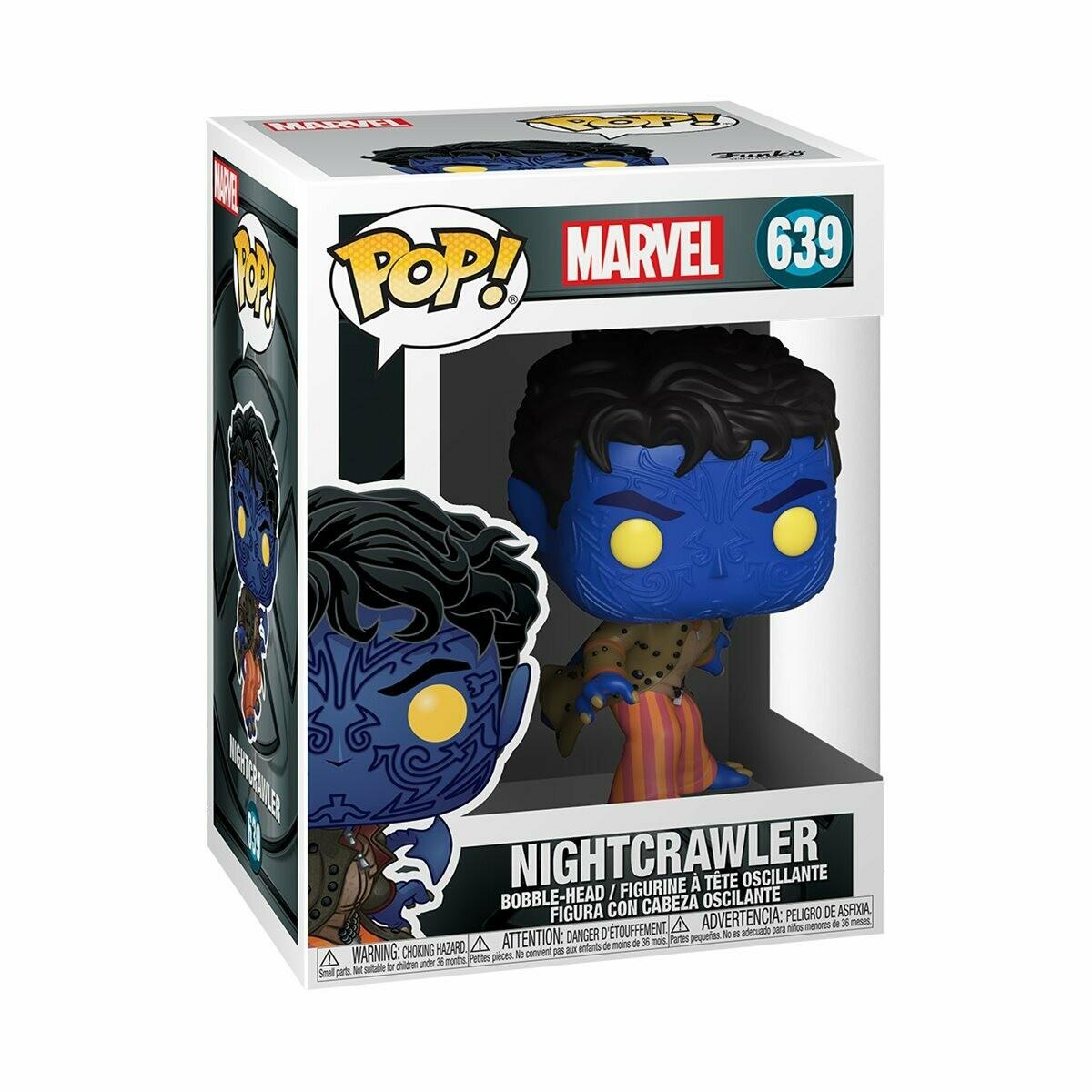 XMen Nightcrawler Funko