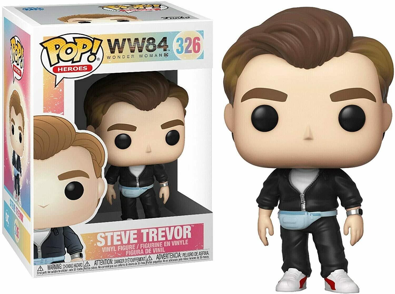 Steve Trevor Pop