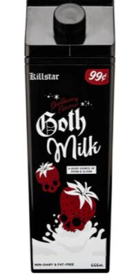 Goth Milk Cold Brew Cup