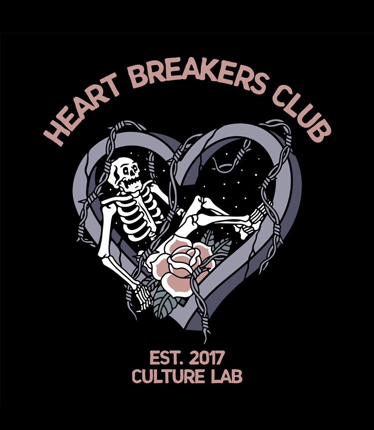 Heartbreakers Club Tee