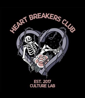 Heartbreakers Club Tee