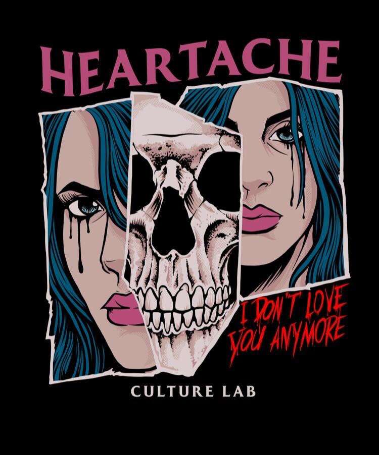 Heartache Tee
