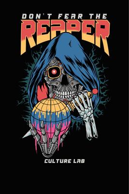 Fear The Reaper Tee