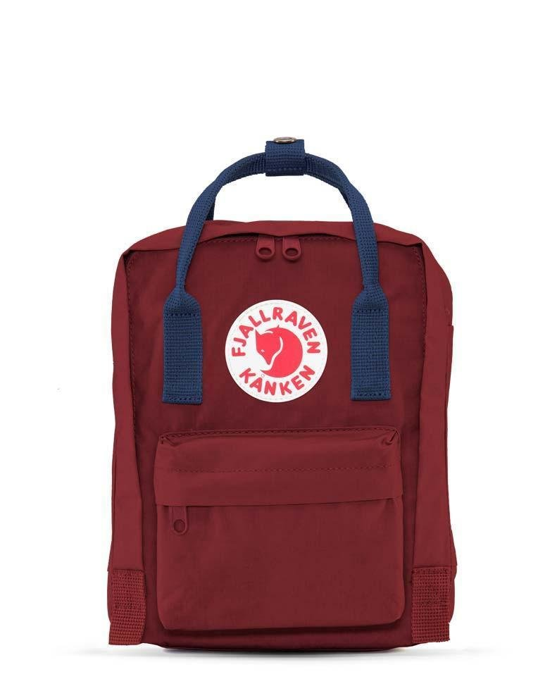 Ox Red-royal Blue Kanken Mini