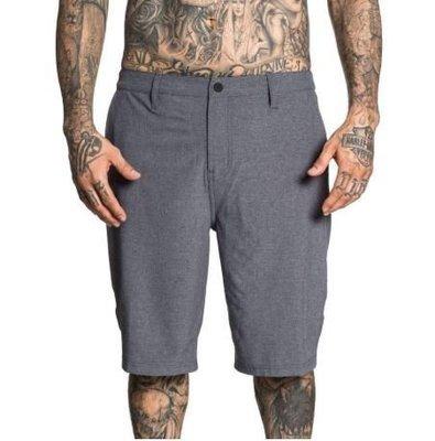 Hybrid Charcoal Sullen Shorts