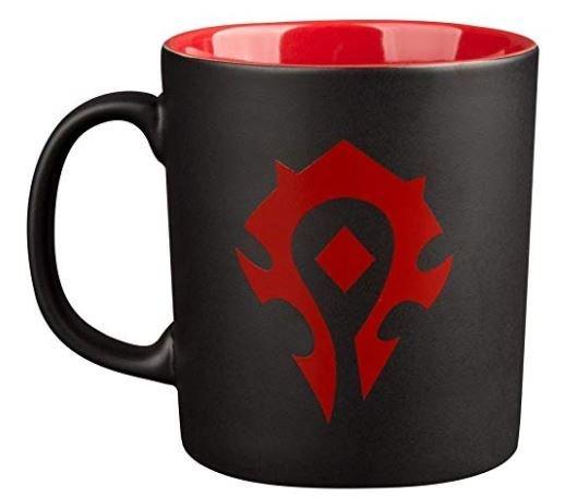 World Of Warcraft Horde Logo Mug
