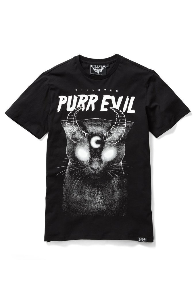 Purr Evil T-Shirt