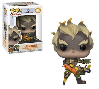 Overwatch Junkrat Pop