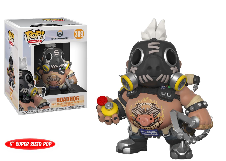 Overwatch Roadhog Pop
