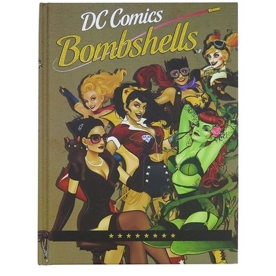 DC Bombshells Journal