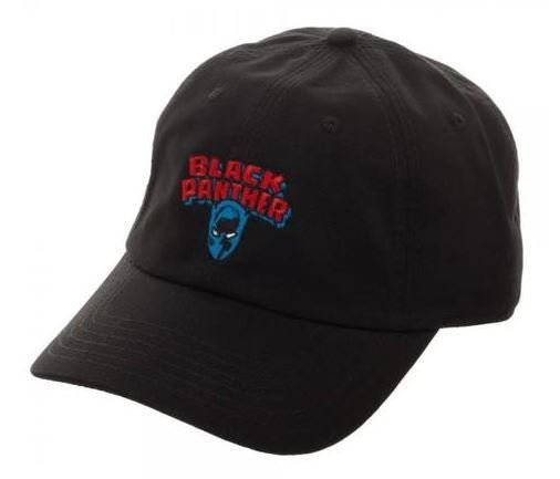 Black Panther Old School Dad Hat