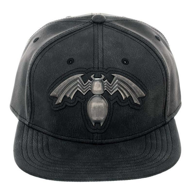 Venom Distressed Metal Hat