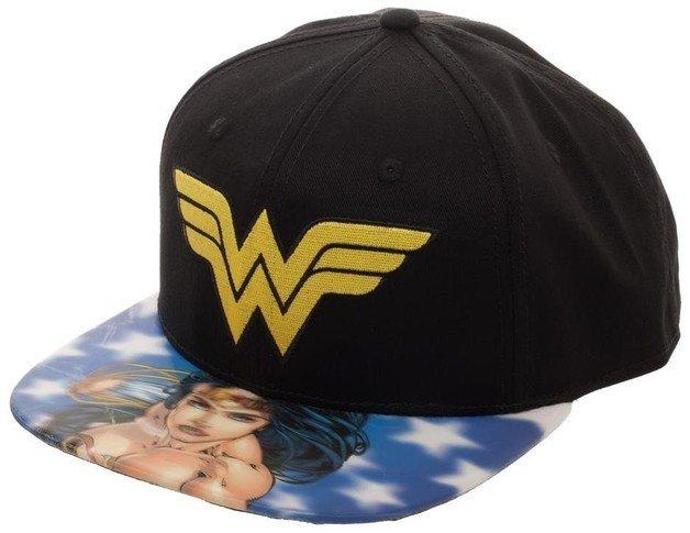 Wonder Woman Snapback