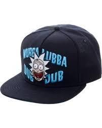 Wubba Lubba Dub Dub Hat