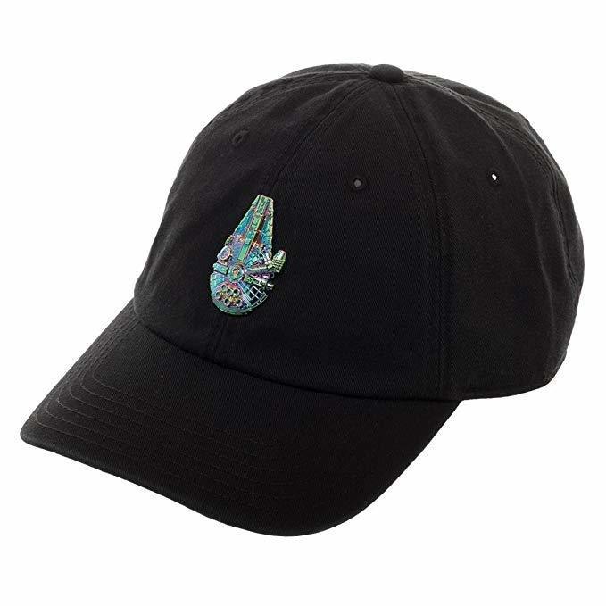 Millineum Falcon Star Wars Dad Hat