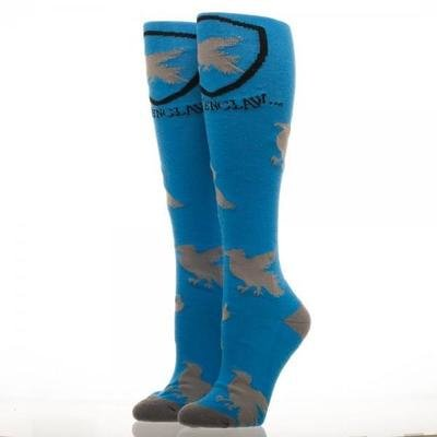 Harry Potter Ravenclaw Knee High Socks