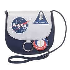 NASA Saddle Bag