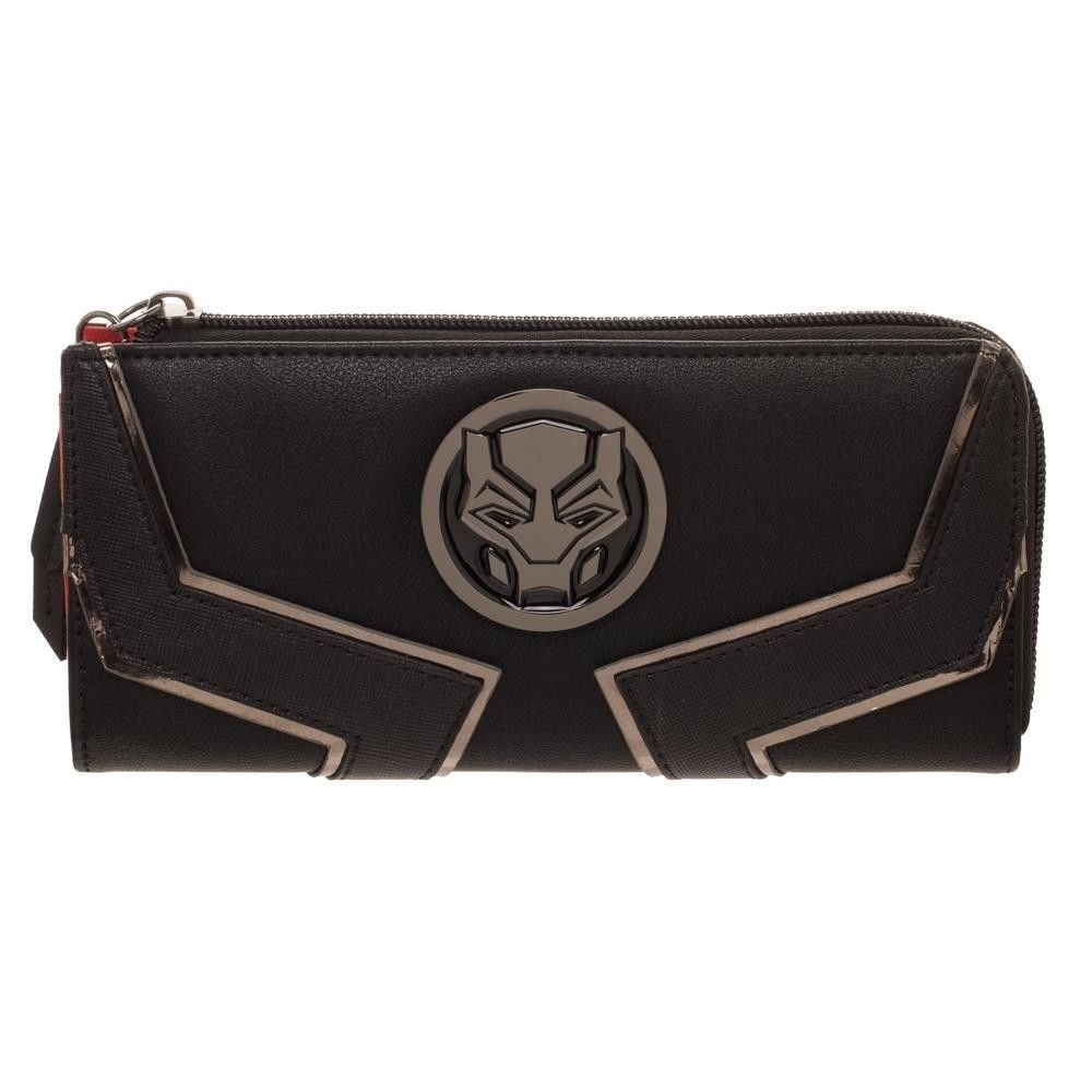 Black Panther Clutch Wallet