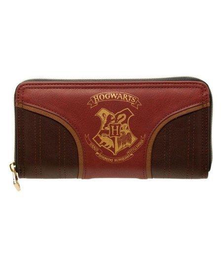Harry Potter Hogwarts Crest Clutch Wallet