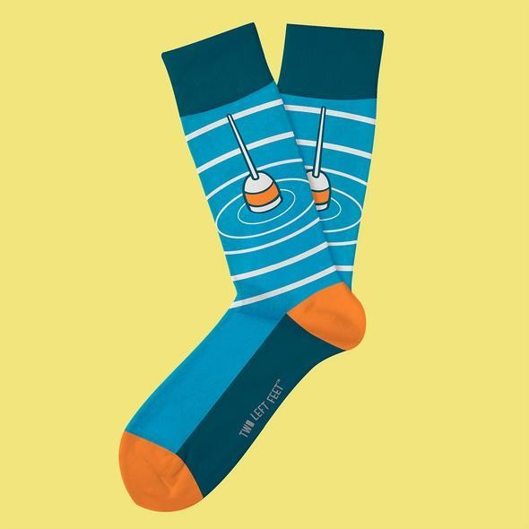 Gone Fishing Socks