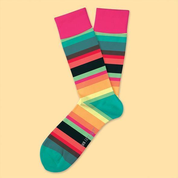 Pinstripes Socks