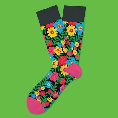 Floral Fusion Socks