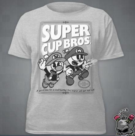 Super Cup Bros. Tee