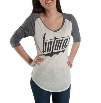 Batman Women's Raglan