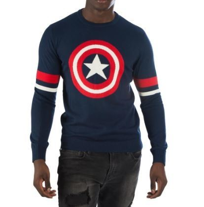 Captain America Sweater