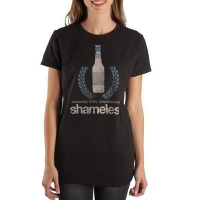 Shameless Bottle Tee