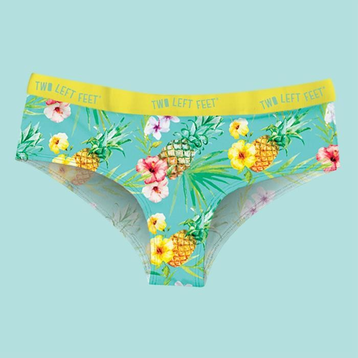 Island Paradise Womens Underwear