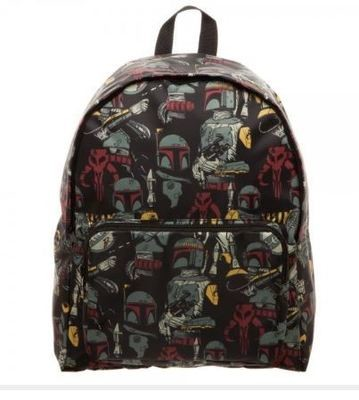 Boba Fett Fold-Out Backpack