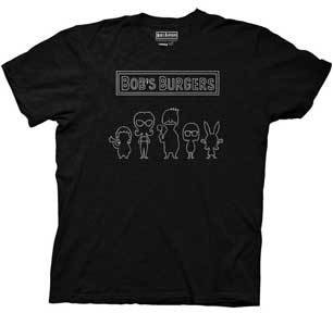 Bobs Burgers Family Tee