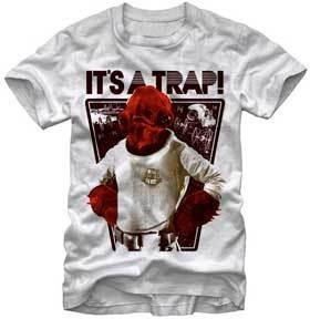 Its A Trap Star Wars Tee