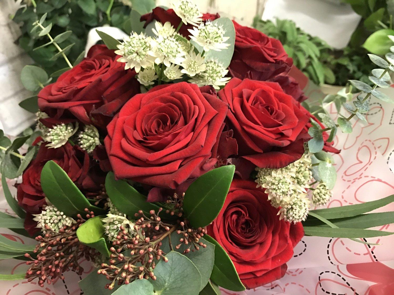 Rose Bouquet (x12, x18, x24)