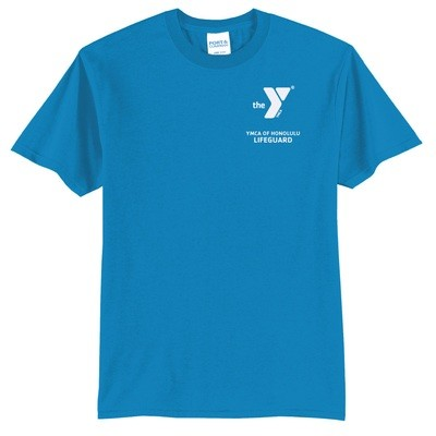 YMCA Honolulu - Lifeguard Shirt