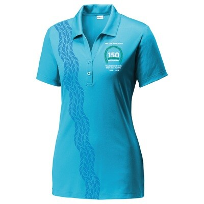 YMCA Honolulu - 150th Anniversary Womens Polo (LST550)