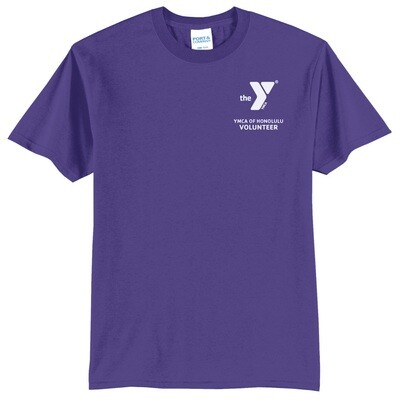 YMCA Honolulu Volunteer Tee