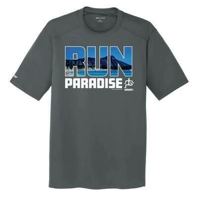 Run Paradise Mens T-Shirt (ST380)