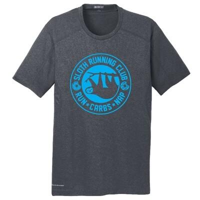Run Paradise - Mens Sloth Running Club (Carbs) Shirt (OE320)