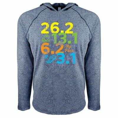 Run Paradise - Distances Sweatshirt