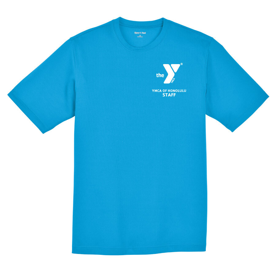 YMCA Honolulu Staff Sport-Tek® PosiCharge® RacerMesh® Tee