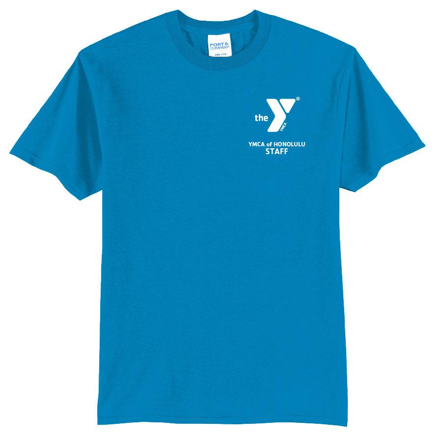 YMCA Honolulu Staff Tee
