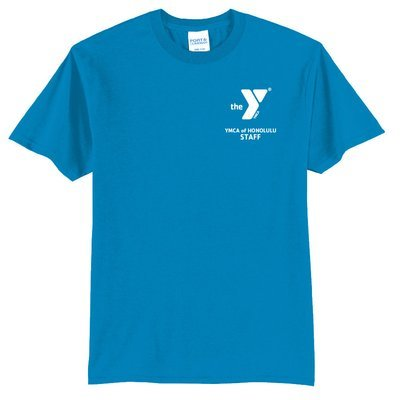 YMCA Honolulu Staff Tee