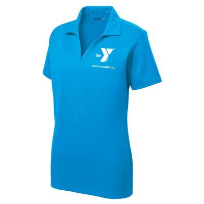 YMCA Honolulu Womens Staff Polo