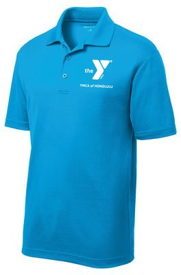 YMCA Honolulu Mens Staff Polo