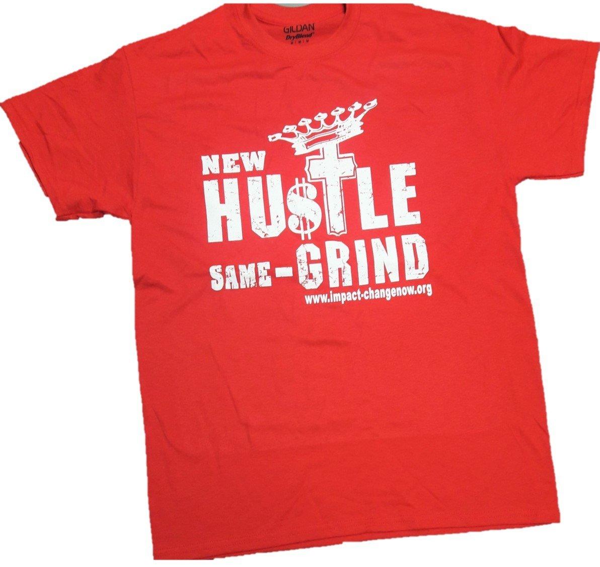 New Hustle, Same Grind - RED